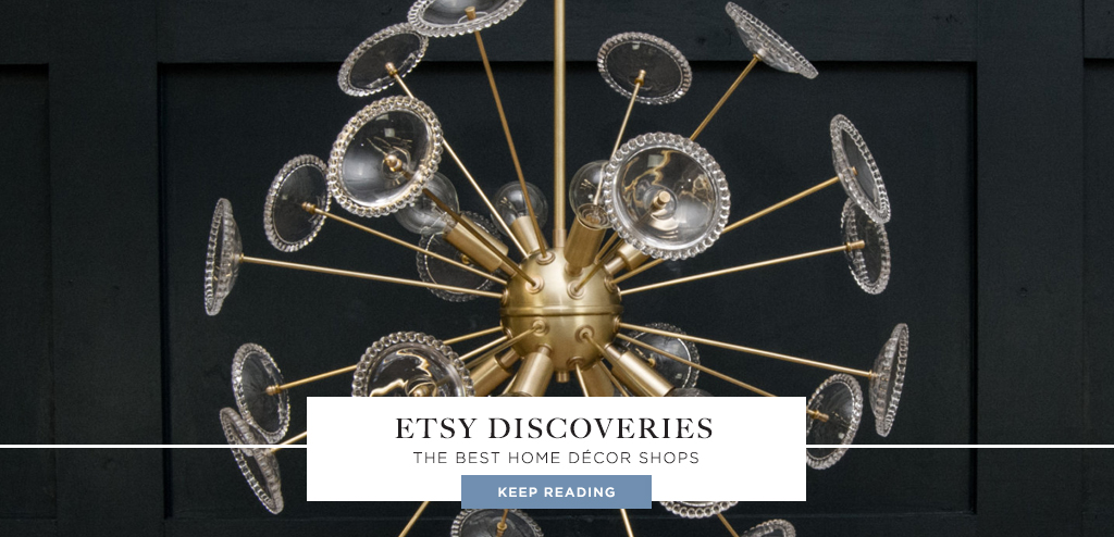 The Best Home Décor Etsy Shops