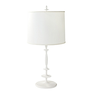 Serena & Lily Mimi Table Lamp — on @SavvyHome