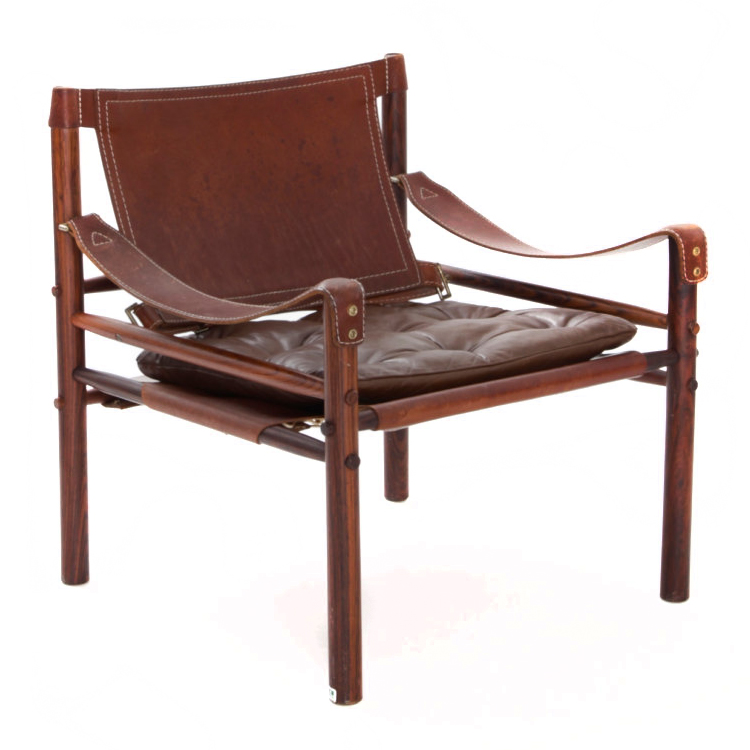 Arne Norell Safari Chair from 506070 • 6 Best Etsy Shops Right Now: July 2015 on @SavvyHome