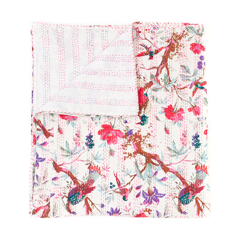 Gypsya Queen Pink Blanket