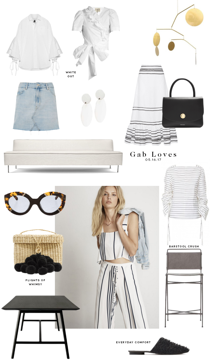 Gab Loves: Black and White • on @SavvyHome